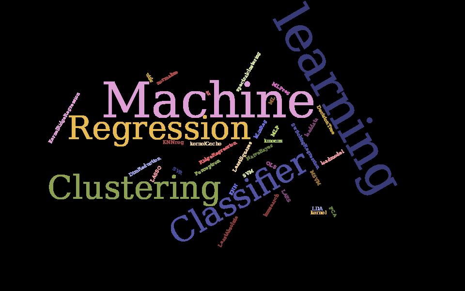 MLweb: Machine Learning on the Web